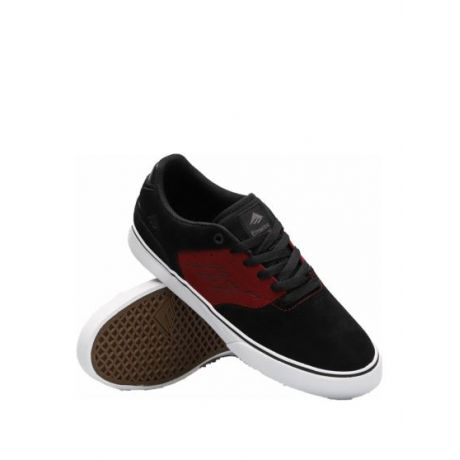 Кеды Emerica The Reynolds Low Vulc (blackberry)