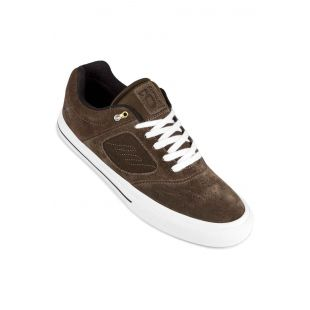 Кеды Emerica Reynolds 3 G6 Vulc (brown/white)