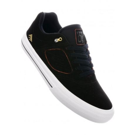 Кеды Emerica Reynolds 3 G6 Vulc (grey/orange)