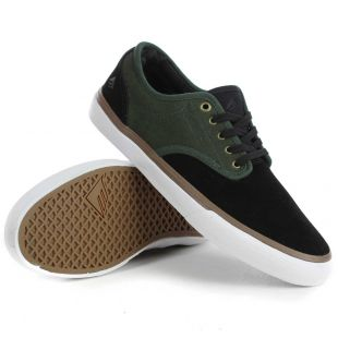 Кеды Emerica Wino G6 (black/green)