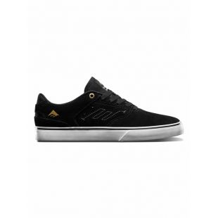 Кеды Emerica The Reynolds Low Vulc (blk/wht)