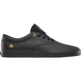 Кеды Emerica Provost Slim Vulc (black/gold)