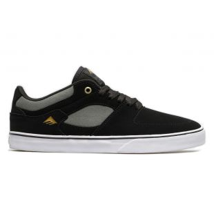 Кеды Emerica The Hsu Low Vulc (black/grey/white)