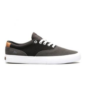 Кеды Emerica Provost Slim Vulc (grey/dark grey/gold)