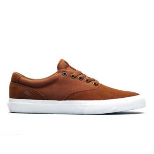 Кеды Emerica Provost Slim Vulc (tan/white)