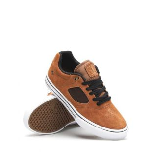 Кеды Emerica Reynolds 3 G6 Vulc (tan/brown)
