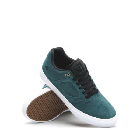 Кеды Emerica Reynolds 3 G6 Vulc (teal/black)
