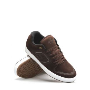 Кеды Emerica Reynolds G6 (brown/white)