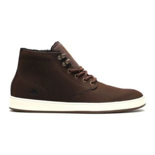 Кеды Emerica Romero Laced High (brown)