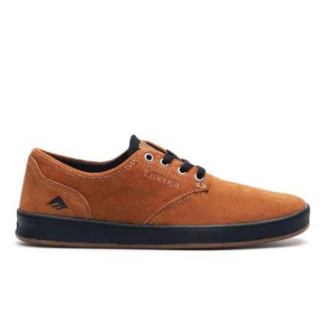 Кеды Emerica The Romero Laced (tan/black)