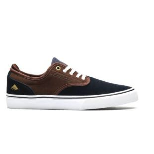 Кеды Emerica Wino G6 (navy/brown/white)