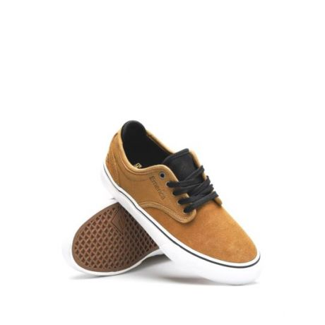 Кеды Emerica Wino G6 (tan/black)