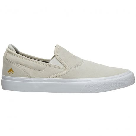 Кеды Emerica Wino G6 Slip On (white/white)