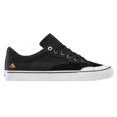 Кеды Emerica Indicator Low (black/white)
