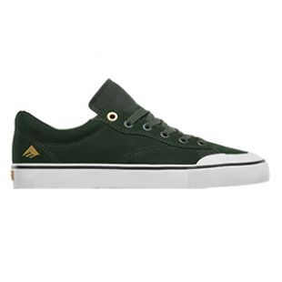 Кеды Emerica Indicator Low X Maatman (green/white)