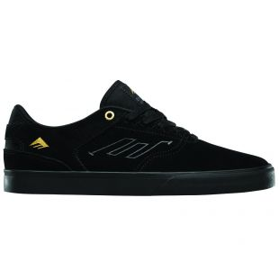 Кеды Emerica The Reynolds Low Vulc (black/gold)