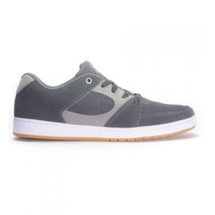 Кеды Es Accel Slim (dark grey/grey)
