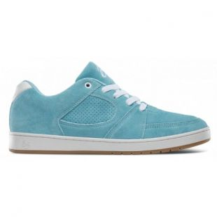 Кеды Es Accel Slim (light blue)