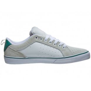 Кеды Es Aura Vulc (white/green)