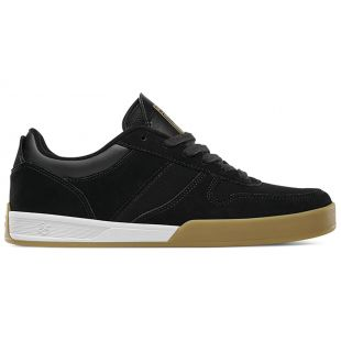 Кеды Es Contract (black/gum)
