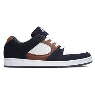 Кеды Es Accel Slim (navy/tan/white)