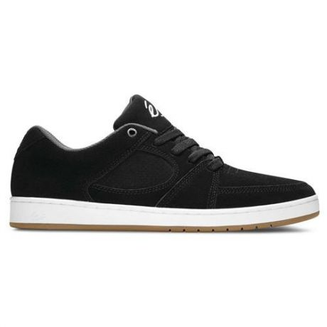 Кеды Es Accel Slim (black/white)