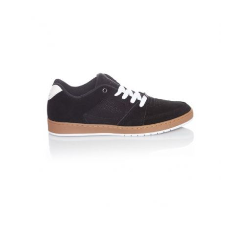 Кеды Es Accel Slim (black/gum/white)