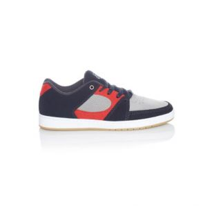 Кеды Es Accel Slim (navy/grey/red)