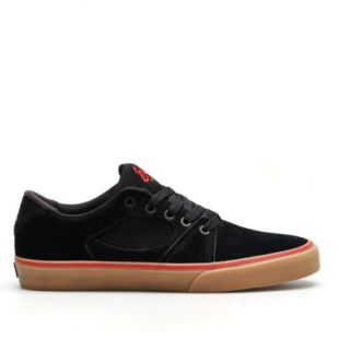 Кеды Es Square Three (black/gum)