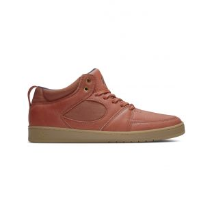Кеды Es Accel Slim Mid (brown/gum/gold)