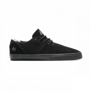 Кеды Es Accel Sq (black/black/grey)