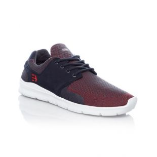 Кеды Etnies Scout Xt (navy/red)