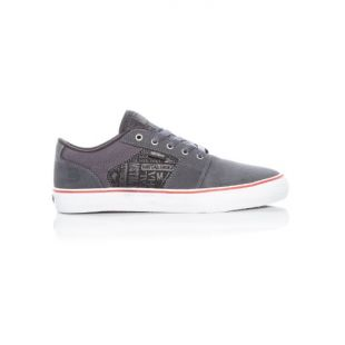 Кеди Etnies Metal Mulisha Barge Ls (grey/black/white)