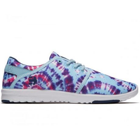 Кеды Etnies Scout X Happy Hour (tie dye)