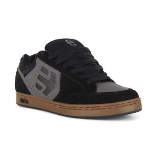Кеды Etnies Swivel (black/gum)