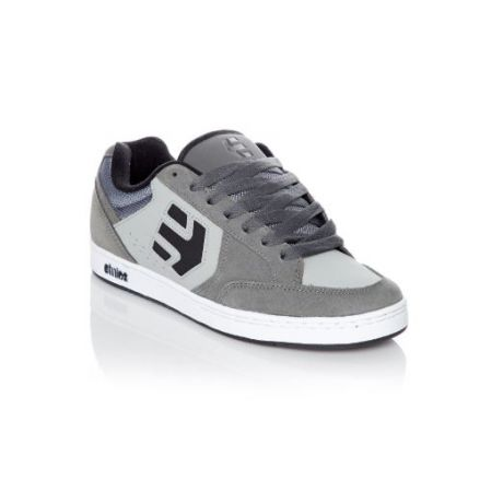 Кеды Etnies Swivel (grey/black/white)