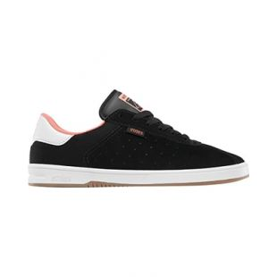 Кеды Etnies The Scam Wmn (black/pink)