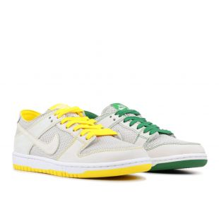 Кеды Nike SB Zoom Dunk Low Pro Decon Qs (white/white aloe verde)