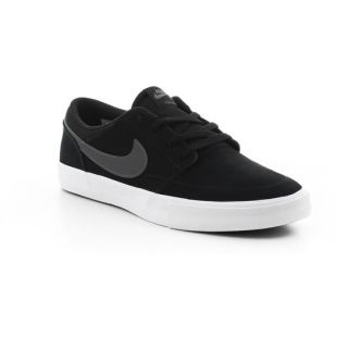 Кеды Nike SB Portmore II Solar (black/dark grey white)