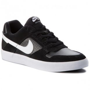 Кеды Nike SB Delta Force Vulc (black/white anthracite white)