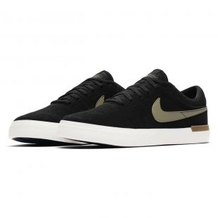 Кеды Nike SB Hypervulc Eric Koston (black/medium olive)