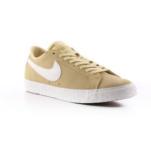 Кеды Nike SB Blazer Low (lemon wash/summit white summit white)