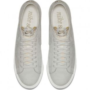 Кеды Nike SB Zoom Blazer Low Deconstruct (light bone)