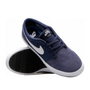 Кеды Nike SB Portmore II Solar (midnight navy/white black)