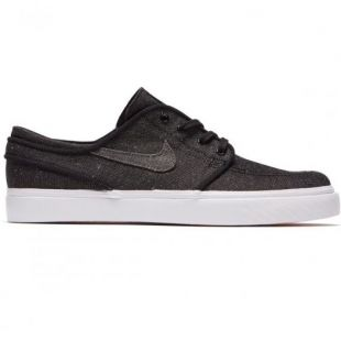Кеды Nike SB Zoom Stefan Janoski Canvas Deconstructed (black)