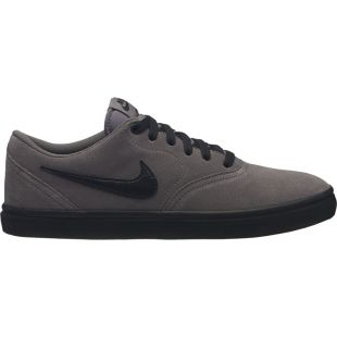 Кеды Nike SB Check Solarsoft (gunsmoke/black white)