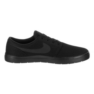 Кеды Nike SB Portmore II Ultralight (black/black anthracite)