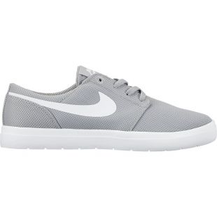 Кеды Nike SB Portmore II Ultralight (wolf grey/white)