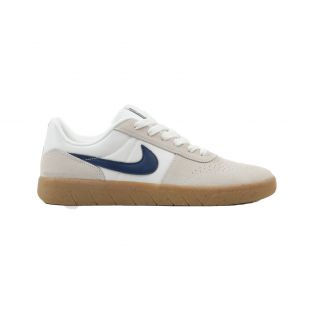 Кеды Nike SB Team Classic (summit white/blue void white)