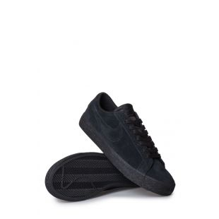 Кеды Nike SB Zoom Blazer Low (black/black gunsmoke)
